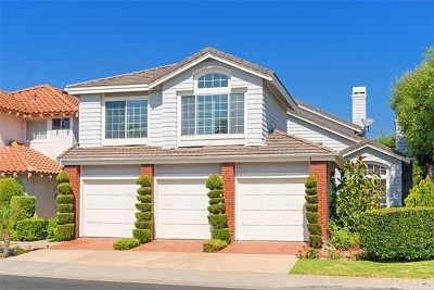 Rancho Santa Margarita Single Family Home For Sale: 9 Berkshire