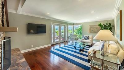 Laguna Beach Single Family Home For Sale: 1489 Regatta Road