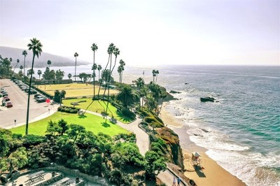 Laguna Beach Condo/Townhouse For Sale: 520 Cliff Drive #104