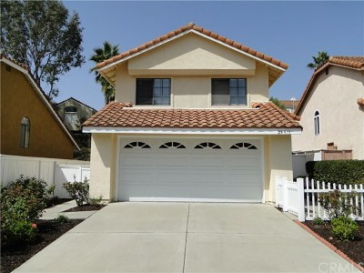 Laguna Niguel  Single Family Home For Sale: 24971 Mansilla Street
