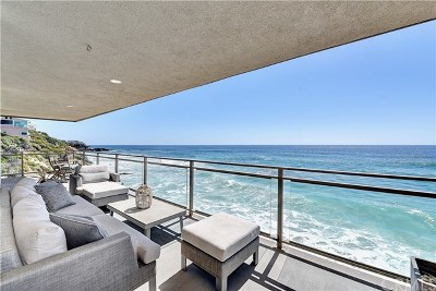 Laguna Beach Condo/Townhouse For Sale: 1585 S Coast #21