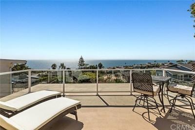 Laguna Beach Single Family Home For Sale: 2855 Rounsevel Terrace