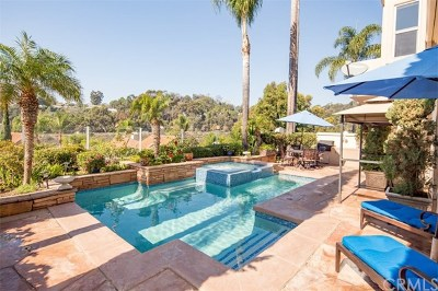 Laguna Niguel Single Family Home Active Under Contract: 59 Siena