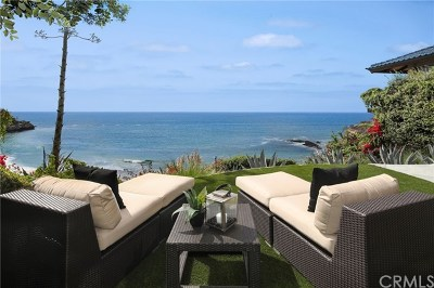 Laguna Beach Single Family Home For Sale: 2 Mar Vista Lane