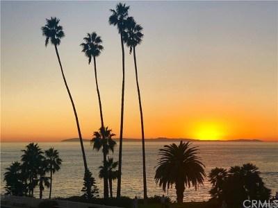 Laguna Beach Condo/Townhouse For Sale: 484 Cliff Drive #9