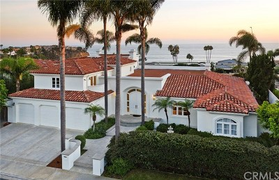 Laguna Beach Single Family Home For Sale: 2550 Irvine Cove