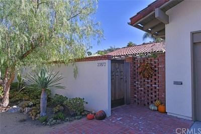 Laguna Niguel Single Family Home For Sale: 23872 Paseo Del Campo