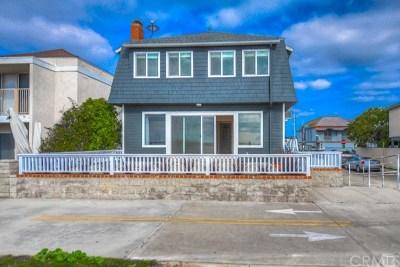 Newport Beach Rental For Rent: 1225 E Balboa Boulevard