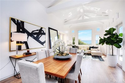 Laguna Beach Single Family Home For Sale: 333 Emerald Bay