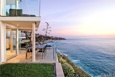 Laguna Beach Single Family Home For Sale: 31881 Circle Drive