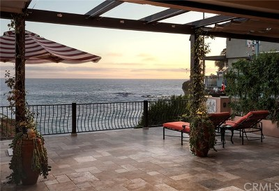 Laguna Beach Single Family Home For Sale: 675 Cliff Drive