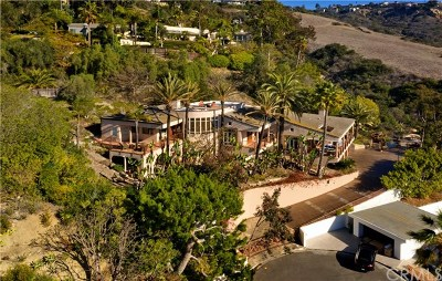 Laguna Beach Single Family Home For Sale: 1400 Mar Vista Way
