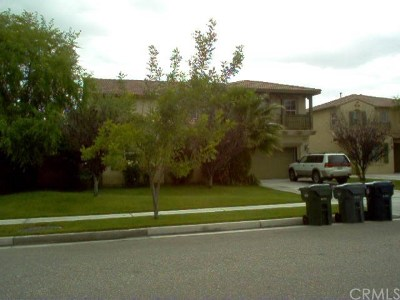 Redlands Single Family Home Active Under Contract: 1652 Torino Street