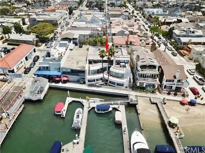 Newport Beach Rental For Rent: 504 S Bay Front