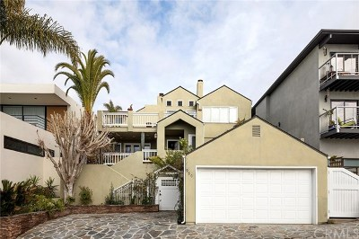 Laguna Beach Single Family Home For Sale: 950 Acapulco Street