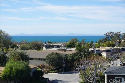 Corona Del Mar Single Family Home For Sale: 511 Seaward Road