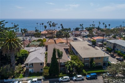 Laguna Beach Single Family Home For Sale: 387 Cypress Drive #6