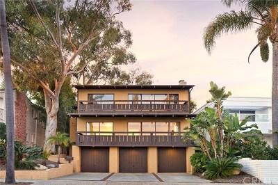 Laguna Beach Single Family Home For Sale: 135 Crescent Bay Drive