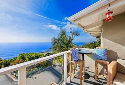 Laguna Beach Single Family Home For Sale: 604 Alta Vista Way