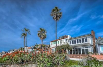 Newport Beach Rental For Rent: 1105 E Balboa Boulevard