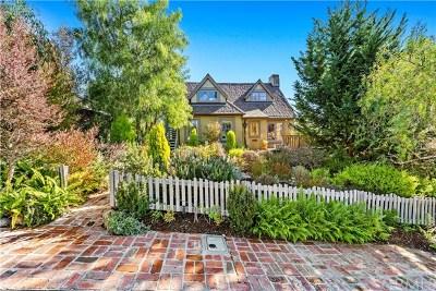 Laguna Beach Single Family Home For Sale: 487 Myrtle