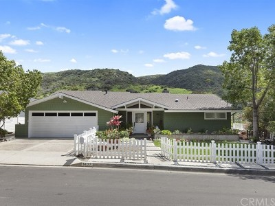Laguna Beach Single Family Home For Sale: 1427 Regatta Road