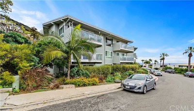 Laguna Beach Condo/Townhouse For Sale: 21703 Ocean Vista Drive #101-A