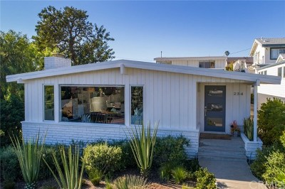 Laguna Beach Multi Family Home For Sale: 234 La Brea