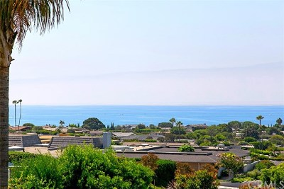 Dana Point Single Family Home For Sale: 22951 Aegean Sea Drive