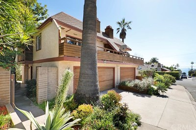 Laguna Beach Condo/Townhouse For Sale: 498 Cypress Drive