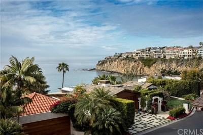 Laguna Beach Single Family Home For Sale: 95 Emerald Bay