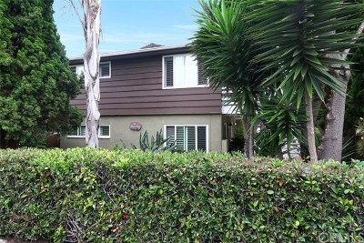 Laguna Beach Condo/Townhouse For Sale: 387 Cypress Drive #3