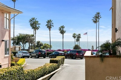 Laguna Beach Condo/Townhouse For Sale: 484 Cliff Drive #6