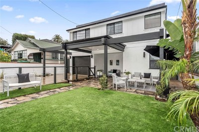 Laguna Beach Single Family Home For Sale: 469 Mountain Road