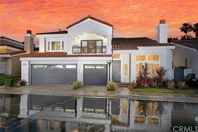 Newport Beach Single Family Home For Sale: 3137 Corte Marin