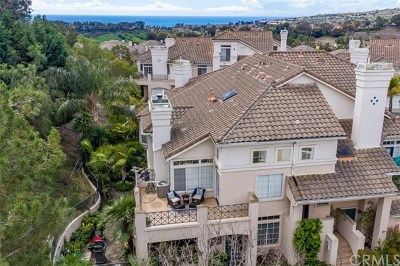 Laguna Niguel Condo/Townhouse Active Under Contract: 47 Shorebreaker Drive