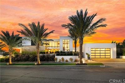 Newport Beach Single Family Home Active Under Contract: 2401 Alta Vista