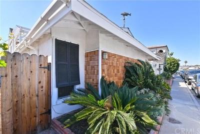 Newport Beach Rental For Rent: 219 62nd Street