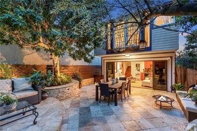 Laguna Beach Single Family Home For Sale: 271 Center Street