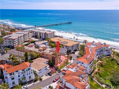 San Clemente Condo/Townhouse For Sale: 409 Arenoso Lane #2