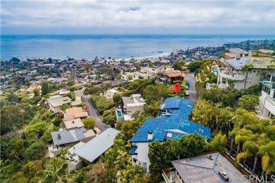 Laguna Beach CA Single Family Home For Sale: $3,895,000