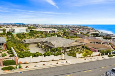 Dana Point Single Family Home Active Under Contract: 32592 Sea Island Drive