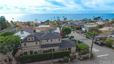 Laguna Beach Single Family Home For Sale: 2007 Glenneyre Street