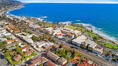 Laguna Beach Multi Family Home For Sale: 506 N. Coast Hwy.