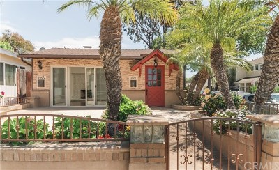 Orange County Rental For Rent: 500 Orchid Avenue