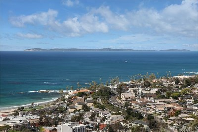 Laguna Beach CA Single Family Home For Sale: $6,750,000