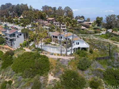 Laguna Beach Single Family Home Active Under Contract: 10 Top Of The World