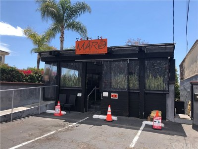 Orange County Commercial For Sale: 1915 S Coast