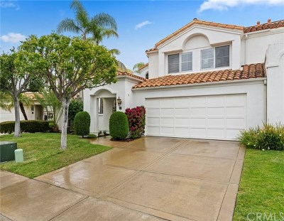 Laguna Niguel Single Family Home For Sale: 6 Vienna