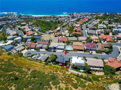 Laguna Beach CA Single Family Home For Sale: $1,895,000